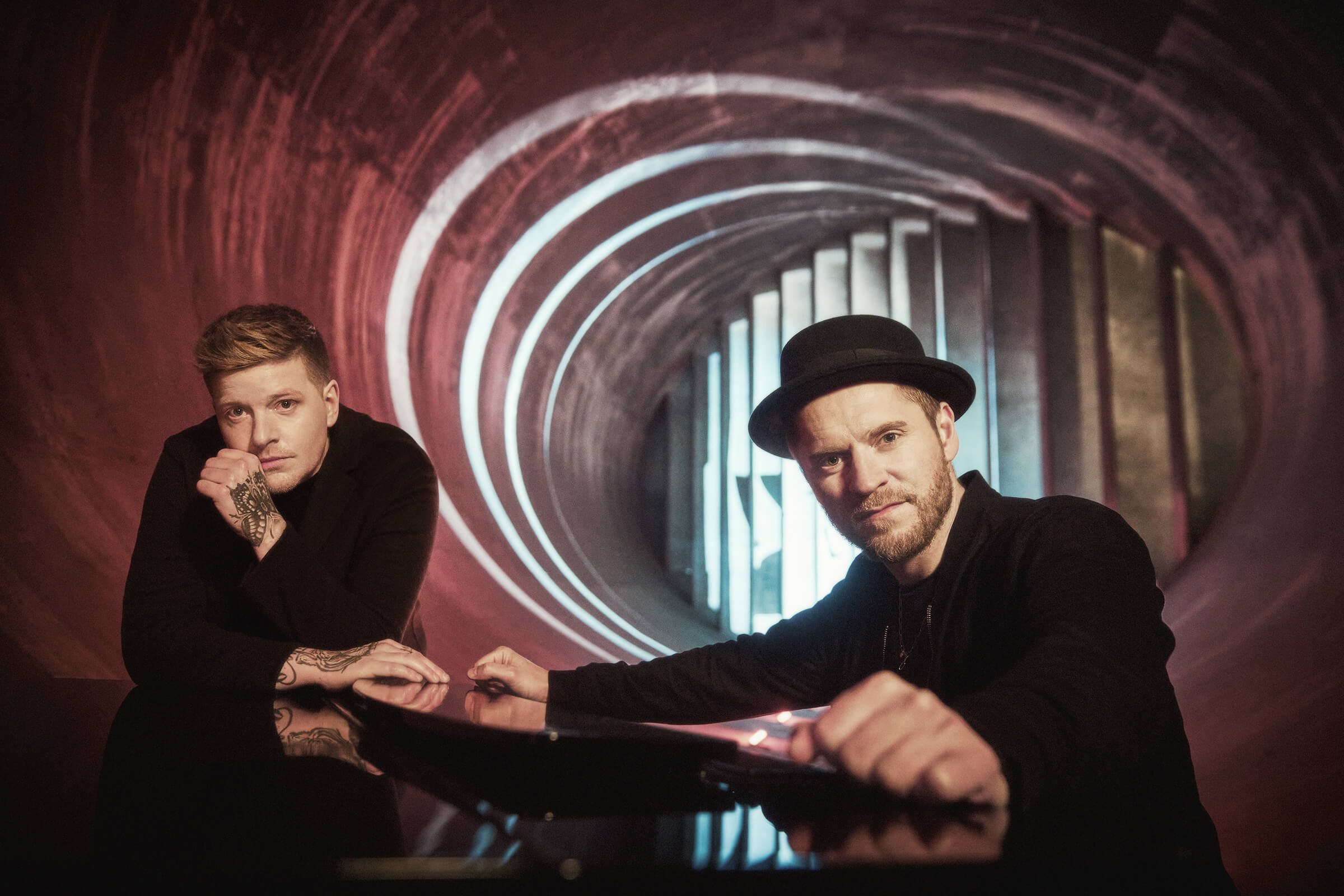 """3 is ne Party"" - mit Johannes Oerding & Nico Suave"